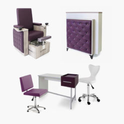 Rem beauty spa package b direct salon furniture for Modern salon furniture packages
