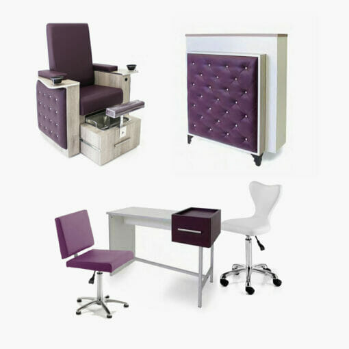 REM Bliss Beauty Furniture Package