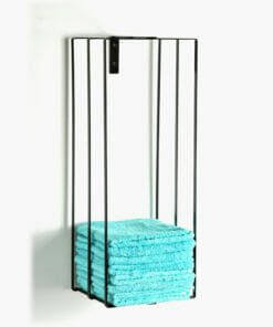Riley Mini Budpod Wall Mounted Towel Rack