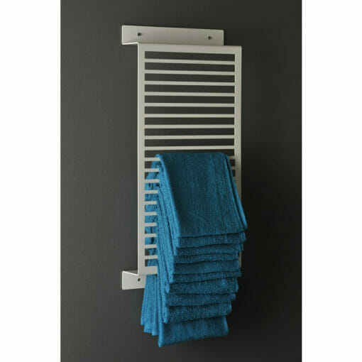 Riley Square Wall Mounted Towel Slots Direct Salon Furniture