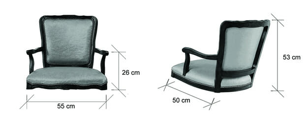 Mila Prince Styling Chair