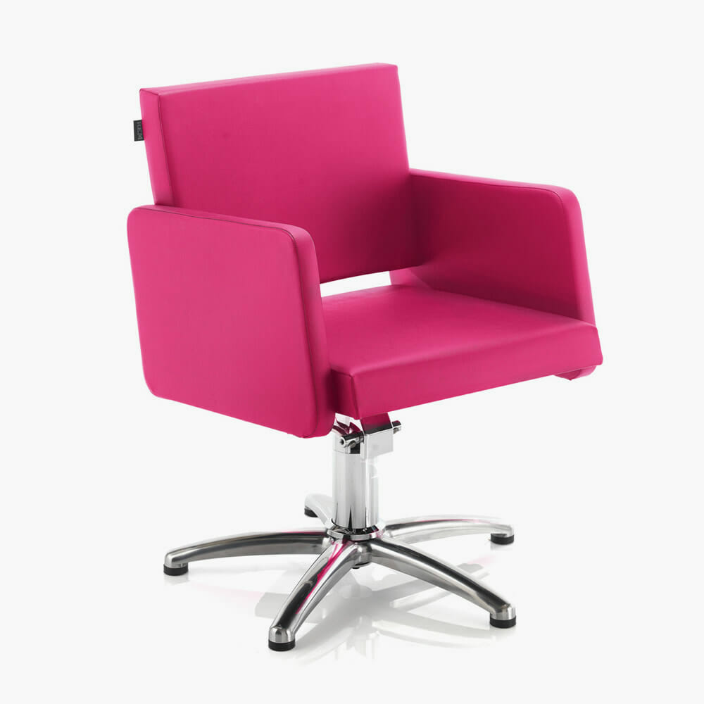 Rem colorado hydraulic styling chair in color direct for Salon style chair
