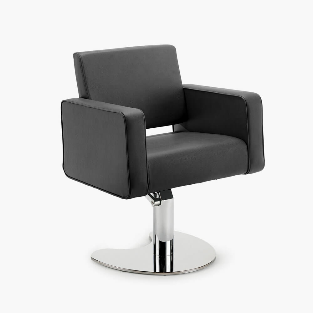 Rem dune hydraulic styling chair direct salon furniture for Modern salon furniture packages
