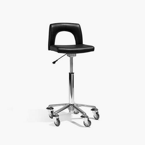 RollerCoaster Exclusive Square Stool
