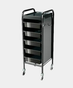 Columbia Black Salon Trolley