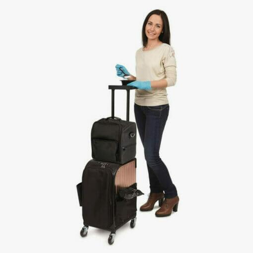 Sibel RollerCoaster Stool Case Top Bag
