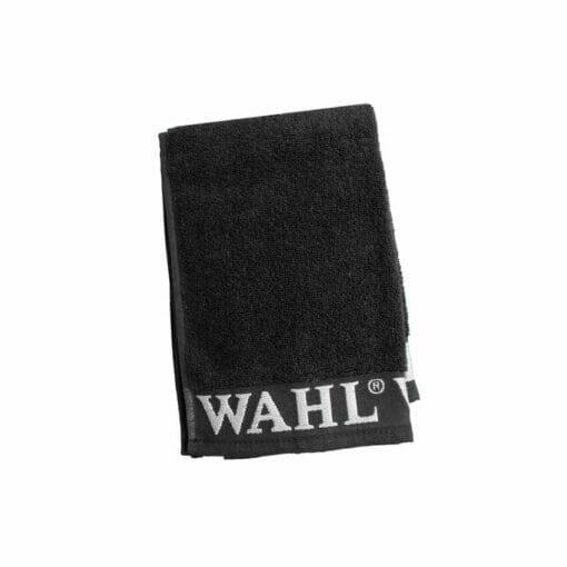 WAHL Black Shaving Towel